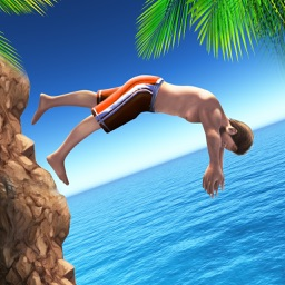 Cliff Diving 3D-Real Jumping Sports Championship
