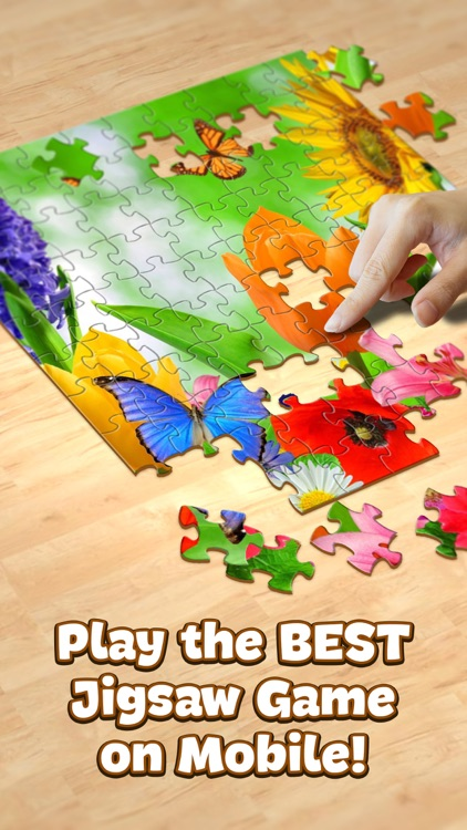 Jigsaw Puzzle screenshot-0