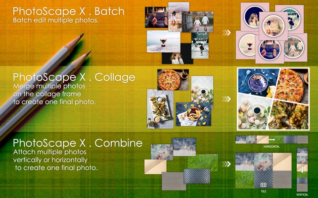 PhotoScape X - Photo Editor Screenshot