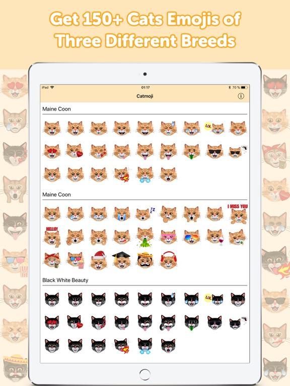 CatMoji - Cat Emoji Stickers screenshot 7