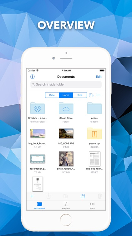 File Manager by Mousavian