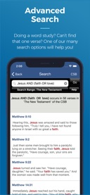 Blue letter bible on the app store screenshots malvernweather Choice Image