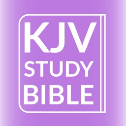 King James Study Bible - Audio