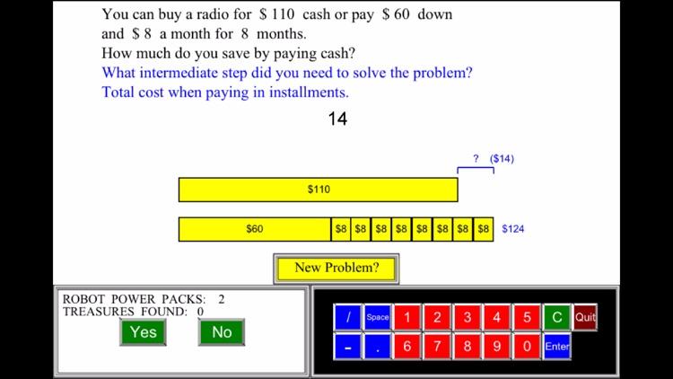3rd Grade Math - Math Galaxy screenshot-5