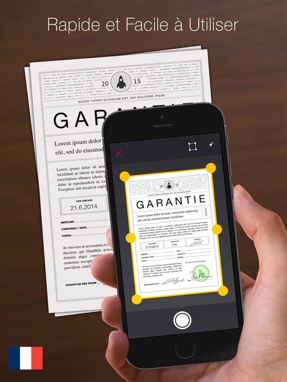 t l charger my scans pdf app de scanner pour iphone ipad sur l 39 app store productivit. Black Bedroom Furniture Sets. Home Design Ideas