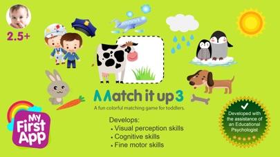 Match It Up 3 - Full Version screenshot 1