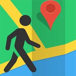 步行导航-徒步路线规划和语音引导