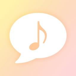 音楽で繋がる出会い系チャット-music love