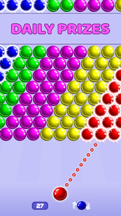 Bubble Shooter - Pop Bubbles screenshot-3