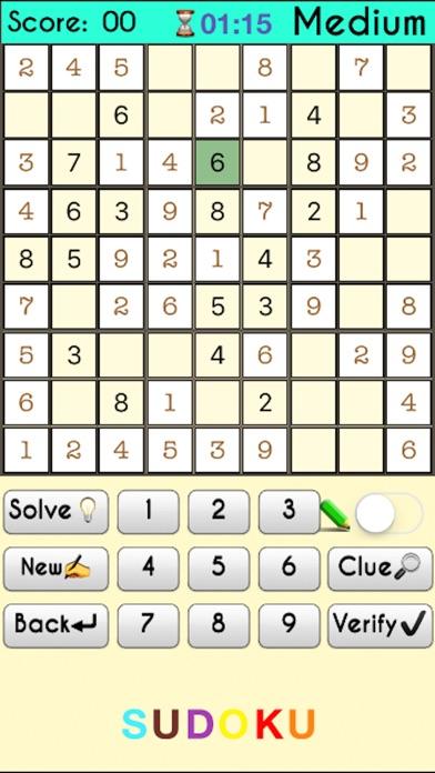 !Sudoku : Premium screenshot 2