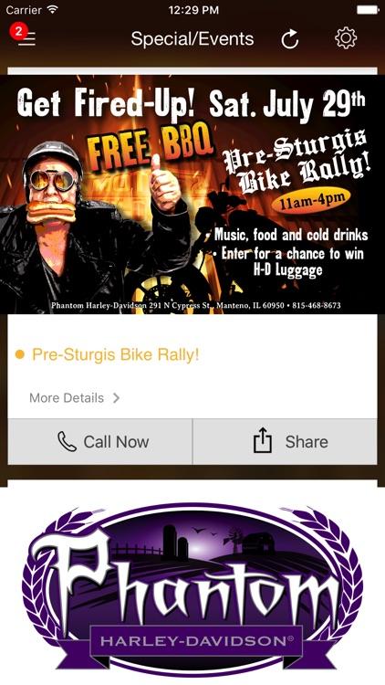 Phantom Harley-Davidson screenshot-3