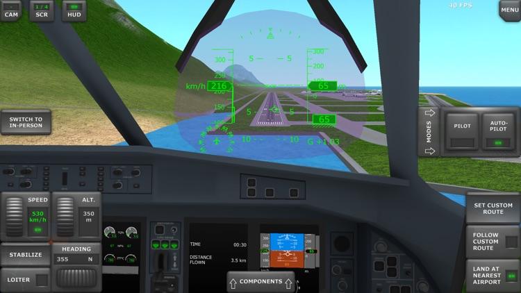 Turboprop Flight Simulator screenshot-9