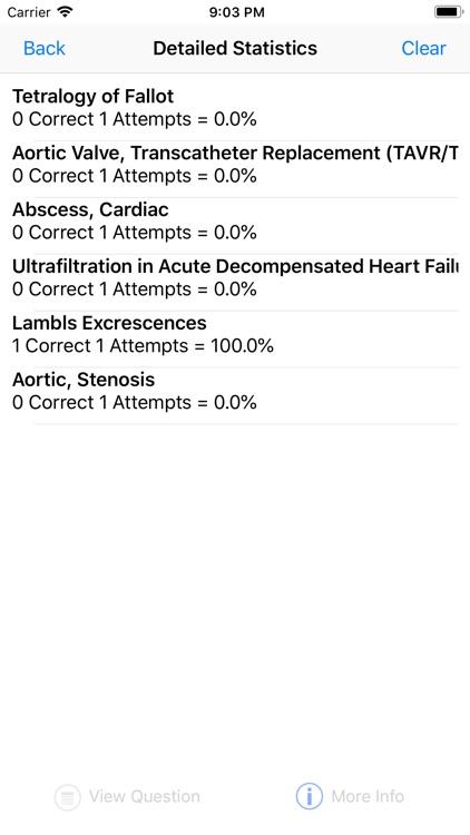 Cardiac Surgery Board Review screenshot-5