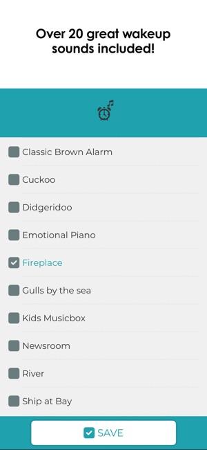 TalkClok  Talking alarm clock  on the App Store