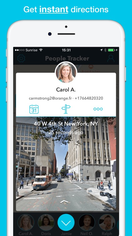 People Tracker Pro GPS Tracker