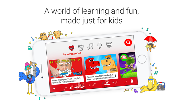 Youtube Kids On The App Store