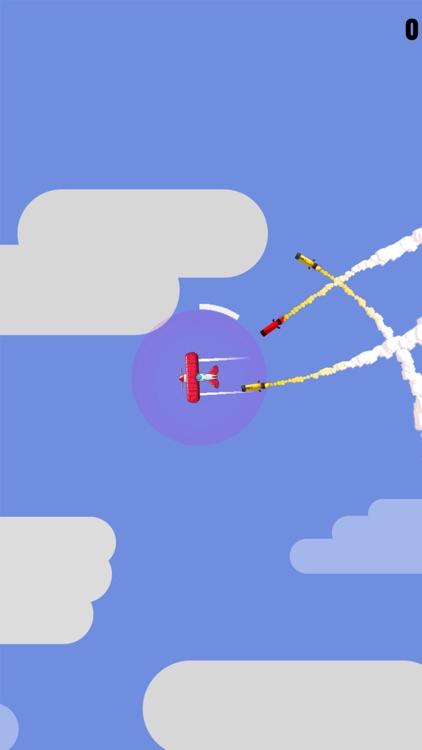 Plane Hit