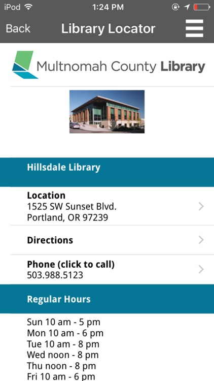 Multnomah County Library Mobile screenshot-4
