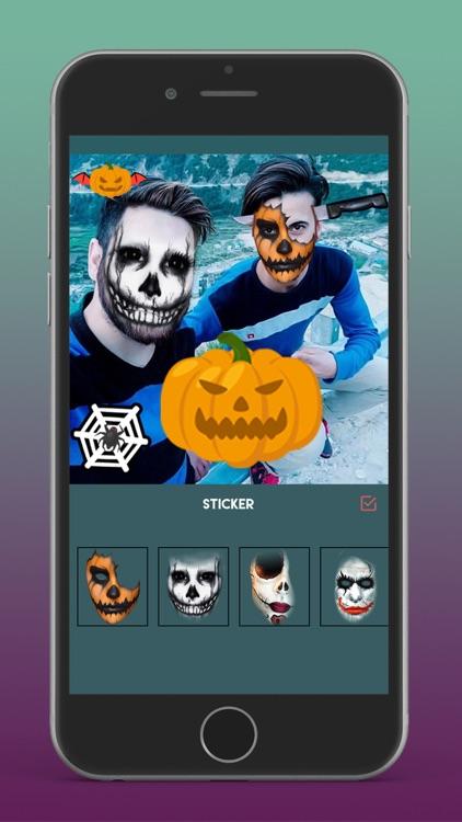 Halloween Photo Editor - Scary