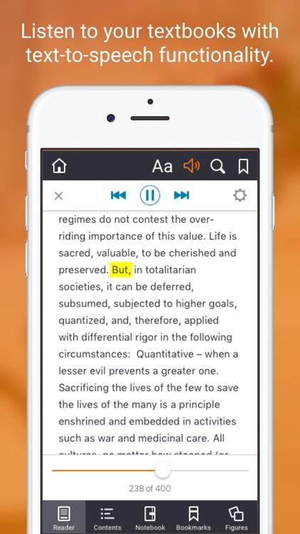 Chegg eReader screenshot-3