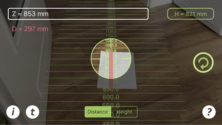 Telemeter. Distance and Height screenshot-4