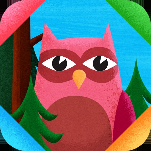 Kapu Forest Fun iOS App