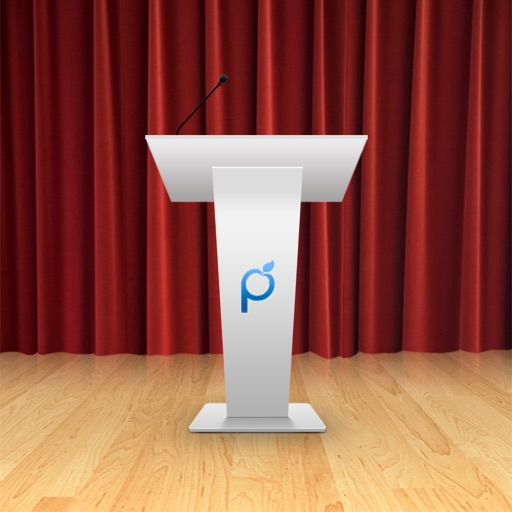 Public Speaking Teleprompter Presenter Audio/Video