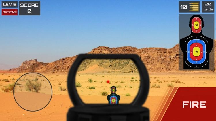 Shooting Range: Simulator