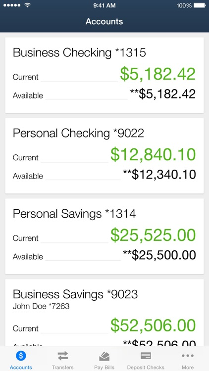 AACFCU MOBILE BANKING screenshot-0