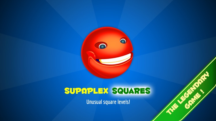Supaplex SQUARES screenshot-0