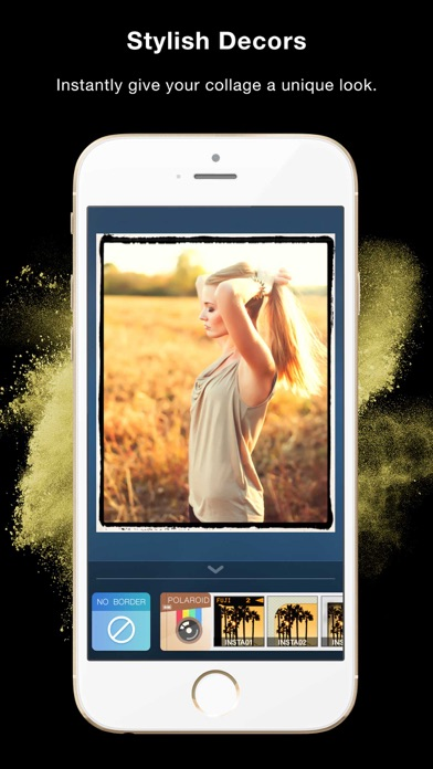 Framatic Pro - Photo Collage Screenshots