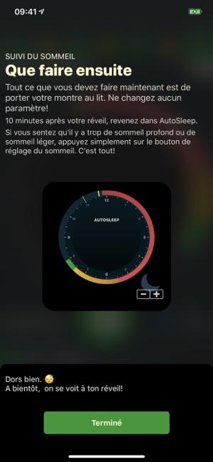 Autosleep Tracker De Sommeil Dans L App Store
