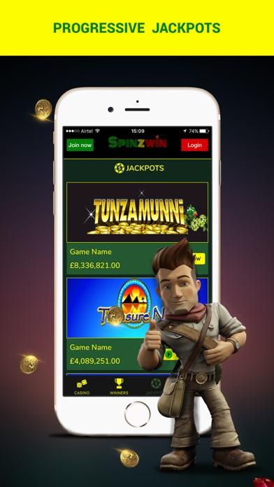 Spinzwin: Online Casino Slots screenshot three