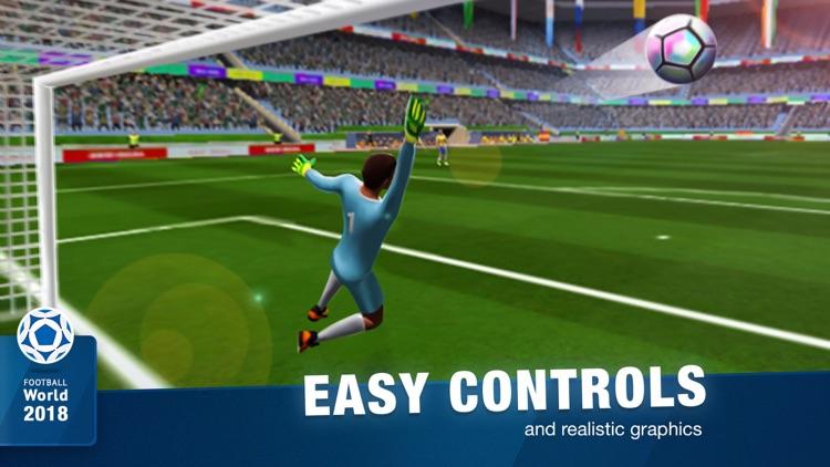 FreeKick Soccer 2018 screenshot-3