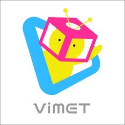 テレビ視聴はViMET:動画ニュースやTV番組ネット視聴