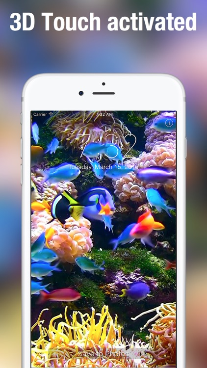 Aquarium Dynamic Wallpapers+