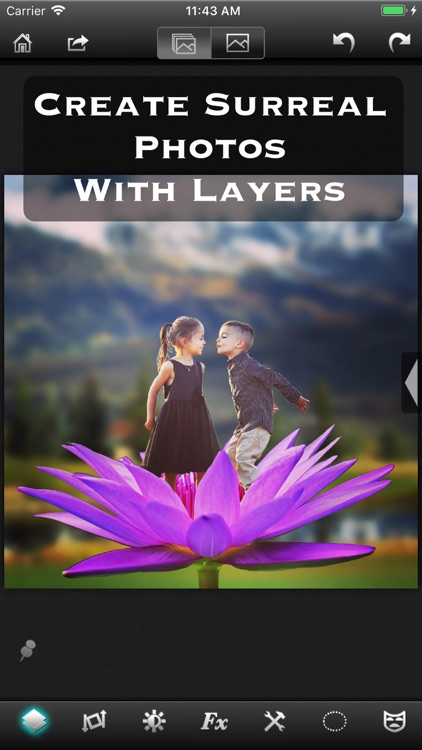 Leonardo - Photo Layer Editor screenshot-6