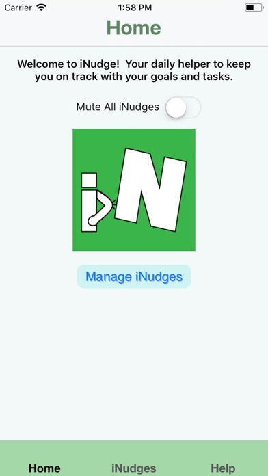 iNudge screenshot #1