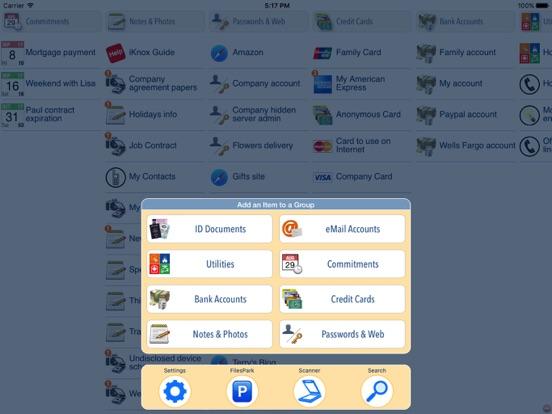 iKnox iPad