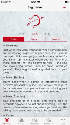 Horoscopes Lite on the App Store