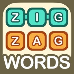 Zig Zag Words