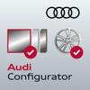 Audi Configurator BE