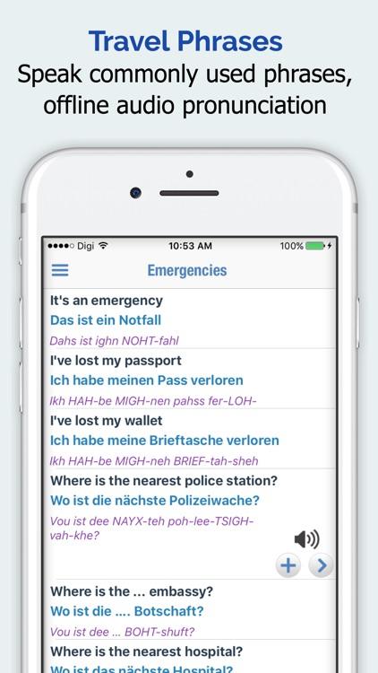 German Dictionary + screenshot-3