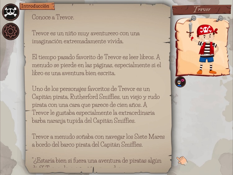 Trevor y la Aventura Pirata screenshot-1