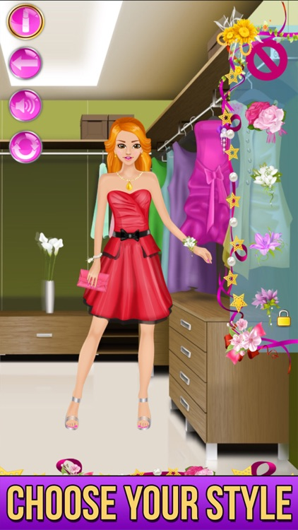 Prom Night Makeover & Salon screenshot-4