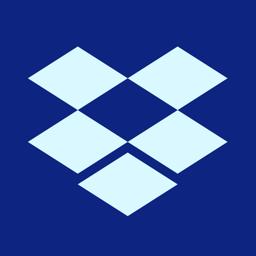 Ícone do app Dropbox