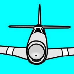P-51D Mustang Sticker App