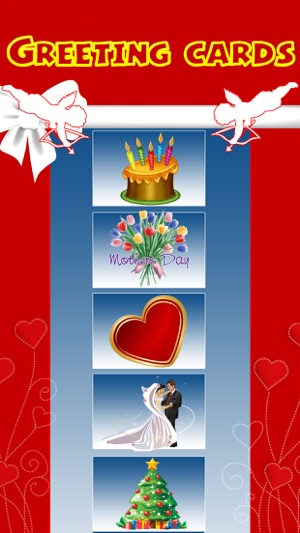 Greeting cards card maker on the app store iphone ipad m4hsunfo
