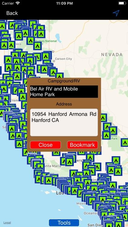 California Camps & RV's screenshot-3
