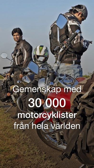 Screenshot for Best Biking Roads in Sweden App Store